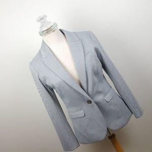 NWT H&M Grey Fitted Blazer